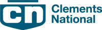 Clements National Logo