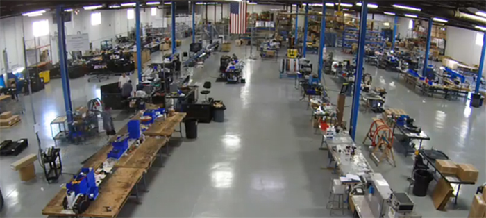Clements National Factory